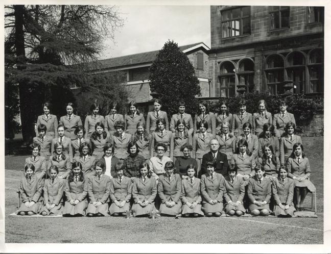Wilson House 1969 : St Elphin's School